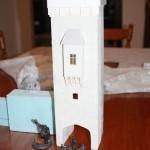The gatehouse with Sturmaffe