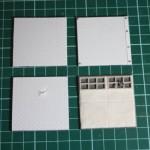 Four more tiles