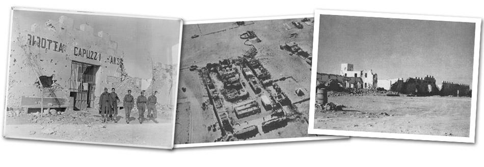 Ridotta Capuzzo (Fort Capuzzo, Libya) – Spodding